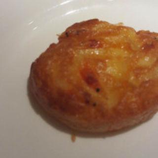 桜海老とチーズのバゲットトースト(コート・ドール )