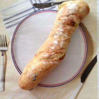 うぐいす豆とミントのリュスティック(ゴントラン シェリエ 渋谷店 (GONTRAN CHERRIER))