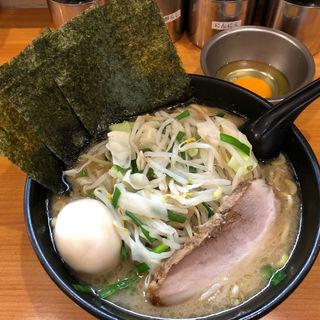 野菜ラーメン(てっぺん家 元住吉店 (てっぺんや))