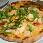 サンタアンジェロの窯焼きピザ