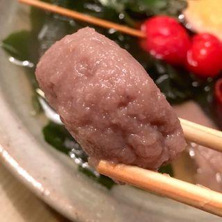 蓮餅(馬場頭ふろ)