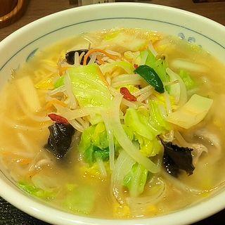 野菜タンメン(福しん 大久保駅前店 )