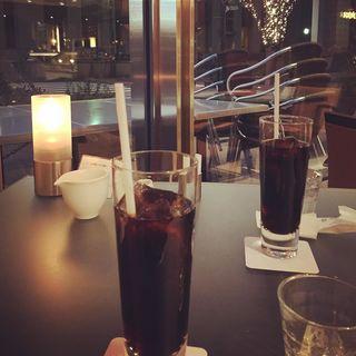 アイスコーヒー(ショコラティエ パレ ド オール TOKYO (CHOCOLATIER PALET D'OR))