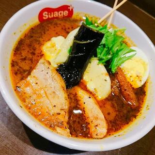 ラベンダーポークの炙り角煮カレー(スープカリー スアゲ プラス 本店)