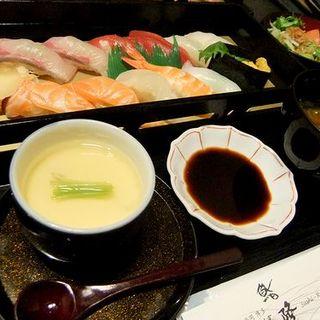 寿司膳 徳用(すし割烹 鮨隆)