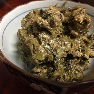 ふきのとう味噌(谷中 鳥よし )
