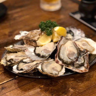 食べ放題(牡蠣酒場 佐々木孫べえ )