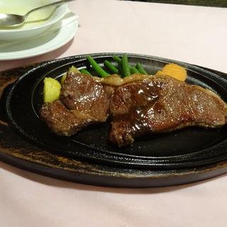 米沢牛ステーキ(ステーキ 東洋館 )