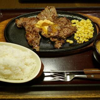 トップステーキ300g(すてーき亭)