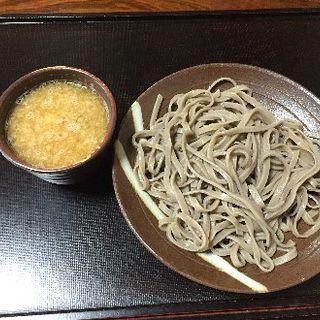 おろしそば(そば亭鈴木)