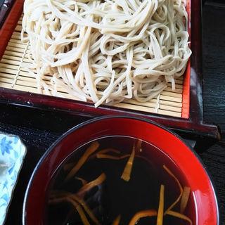 田舎蕎麦(そば処清里 北甲斐亭)