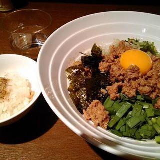 塩台湾まぜ麺(ミニご飯付)(ダイキ麺 )