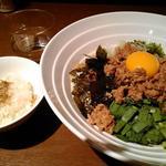 塩台湾まぜ麺(ミニご飯付)
