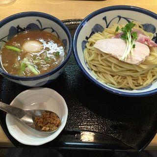 玉子つけ麺(つけ麺 たけもと)