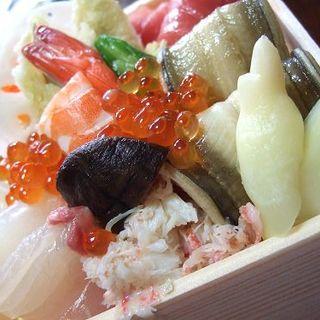 ちらし寿司(たつみ寿司 岩田屋B2店 )