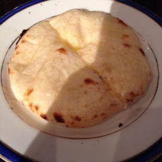 チーズクルチャ(ダバインディア (Dhaba India))