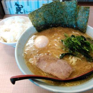 ライス+ラーメンセット+味玉(たま家 富士森公園店 )