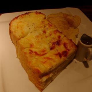 チーズトースト(タムタム)