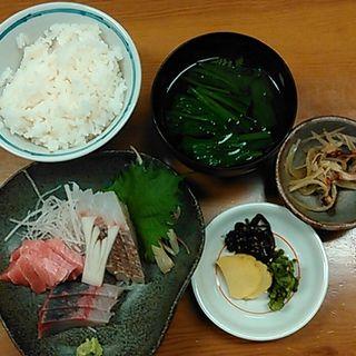 お刺身定食(たんぴょう亭 )