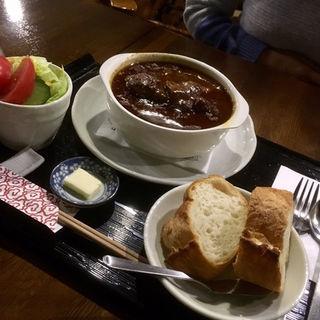 ビーフシューセット(ちーふのお店 ローストビーフ )