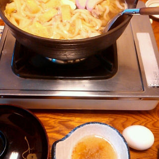 ちゃんこうどん定食(ちゃんこ江戸沢 加古川店 )