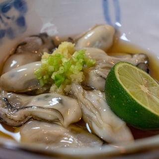 かきぽん酢(ふじたや )