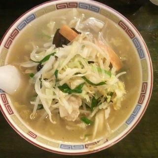 塩タンメン(つかさ )