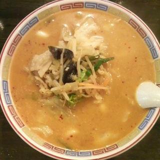 辛味噌タンメン(つかさ )