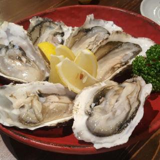 生牡蠣(つきじ川食堂ひさ野 )