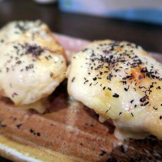 オニオンチーズのブルスケッタ(つなぎ家 )