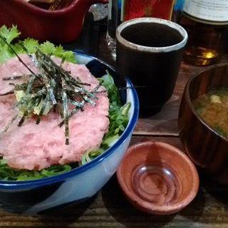 数量限定ネギトロ丼(10食限定)(ツナ金 )