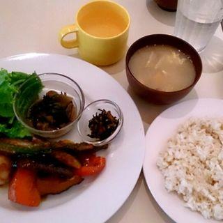 野菜のグリル(デイライトキッチンオーガニック)