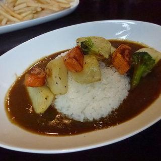 野菜カレーライス(テソロ (TESORO))