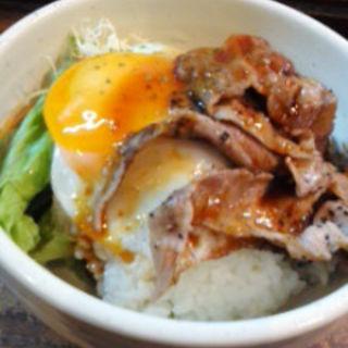 豚丼(てっぱん屋 )