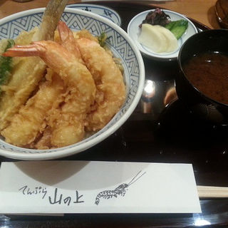 天丼(てんぷら 山の上 三越日本橋店内 )
