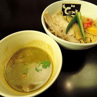 グリーンカレーつけ麺(ど・みそ ららぽーと豊洲店 )