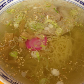 塩ラーメン(ドカ麺)