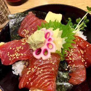 づけマグロ丼(ときすし 東心斎橋店 )