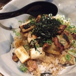 焼き鳥丼(トサカ商會 )