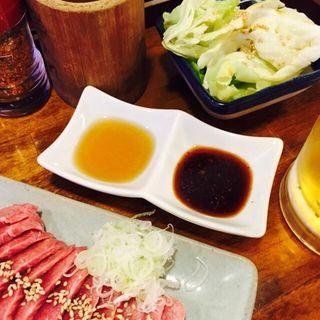 焼魚定食(どさん子茶や 東京駅店 (どさんこぢゃや))