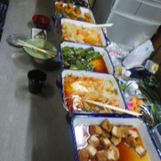 野菜の煮付け定食(とみや )
