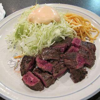 ビーフステーキセット(トライ 第1ビル店 )