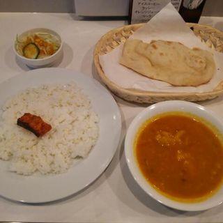 チキンと豆カレー(ドラゴンカレー)