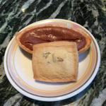ホテルメイドのタルト&クッキー