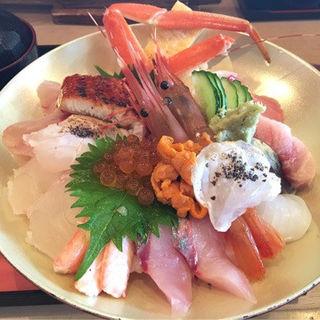 海鮮丼(どんと屋 )