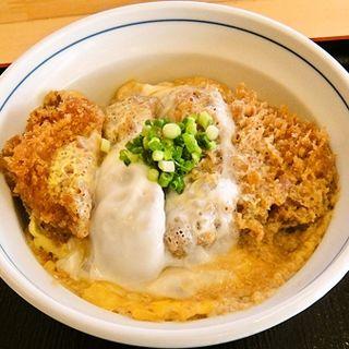 カツ丼(どんぶり屋 どんちゃん こてはし店 )