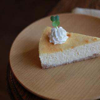 だいこんのチーズケーキ(カフェ・ルーラル (Cafe Rural))
