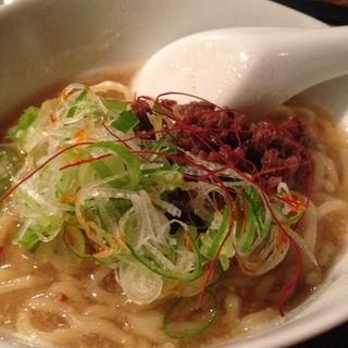 胡麻坦々麺(かめやま )