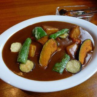 野菜カレー(カレーリーフ )