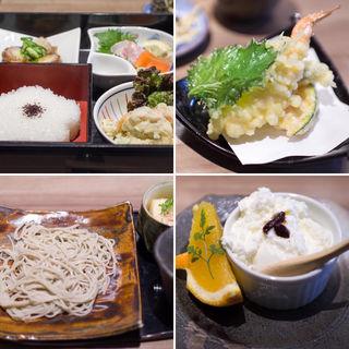 千姫御膳(花そば・料理 ゆう )